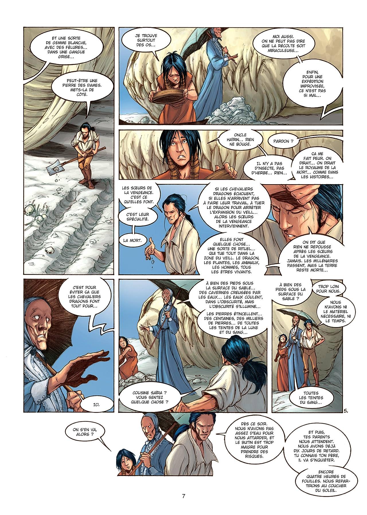 La Geste des Chevaliers Dragons Vol. 3: Le pays de non-vie