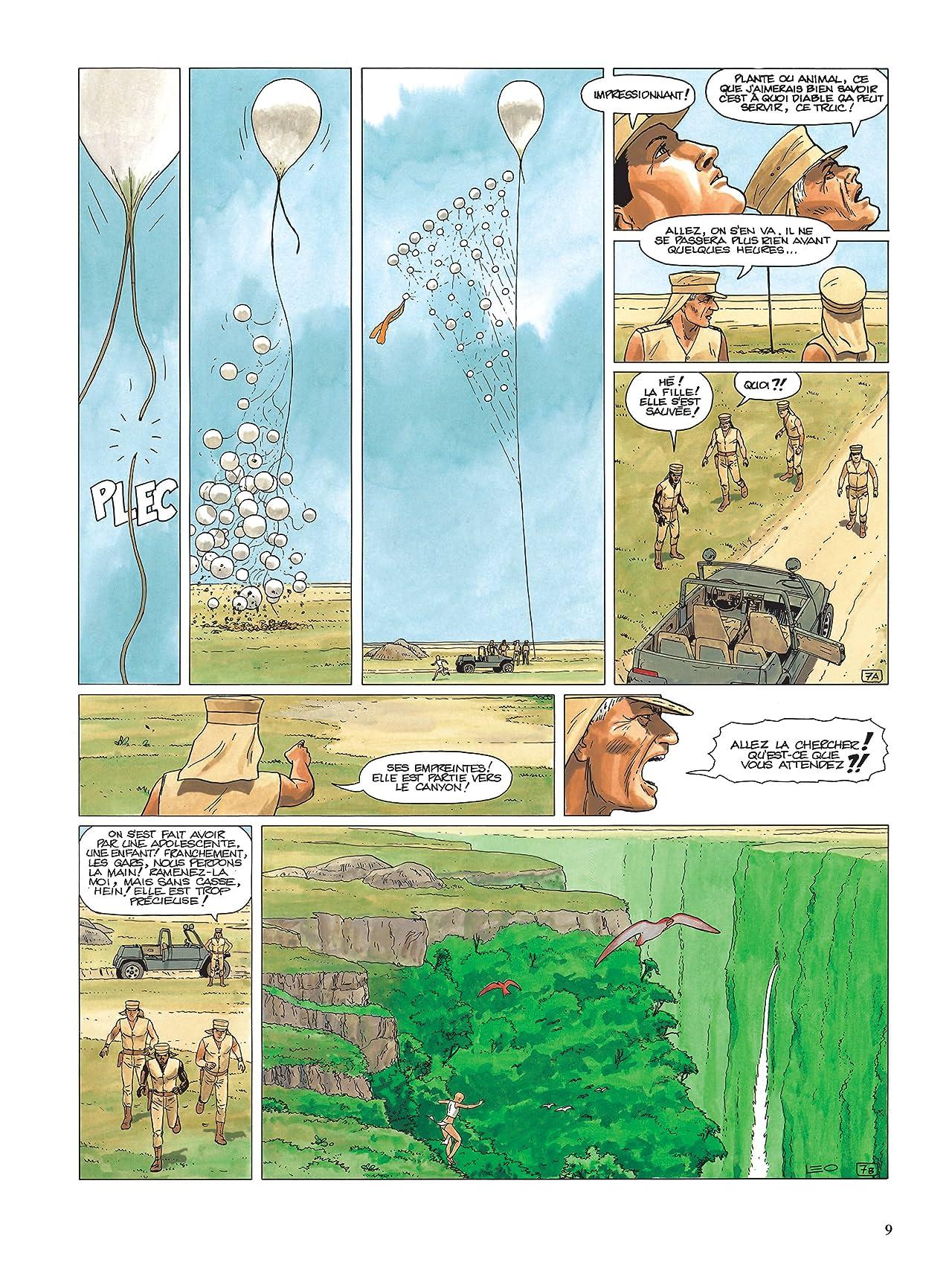Bételgeuse Tome 1: La planète