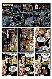 La ligue des gentlemen extraordinaires - Le dossier noir