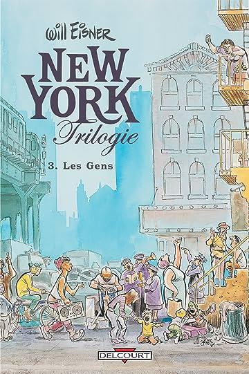 New York Trilogie Vol. 3: Les Gens
