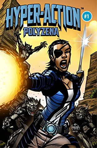 HYPER-ACTION: Polyzena #1