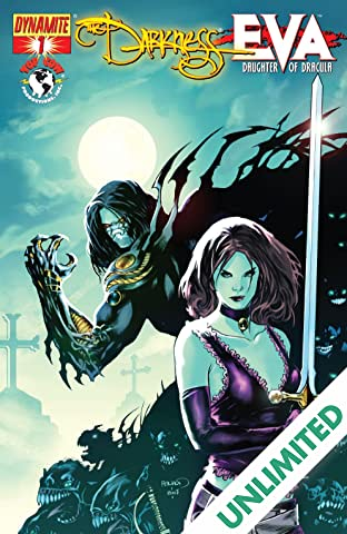 The Darkness vs. Eva: Daughter of Dracula Vol. 1 #1 (of 4)