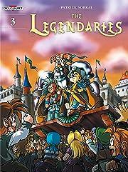 The Legendaries Vol. 3: Brother Enemies