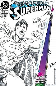 Adventures of Superman (1986-2006) #560