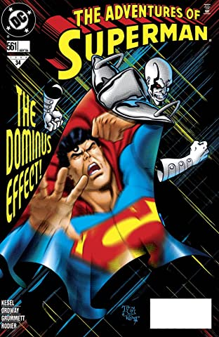 Adventures of Superman (1986-2006) #561