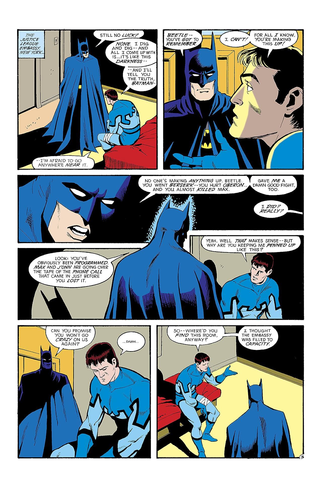 Justice League America (1987-1996) #27