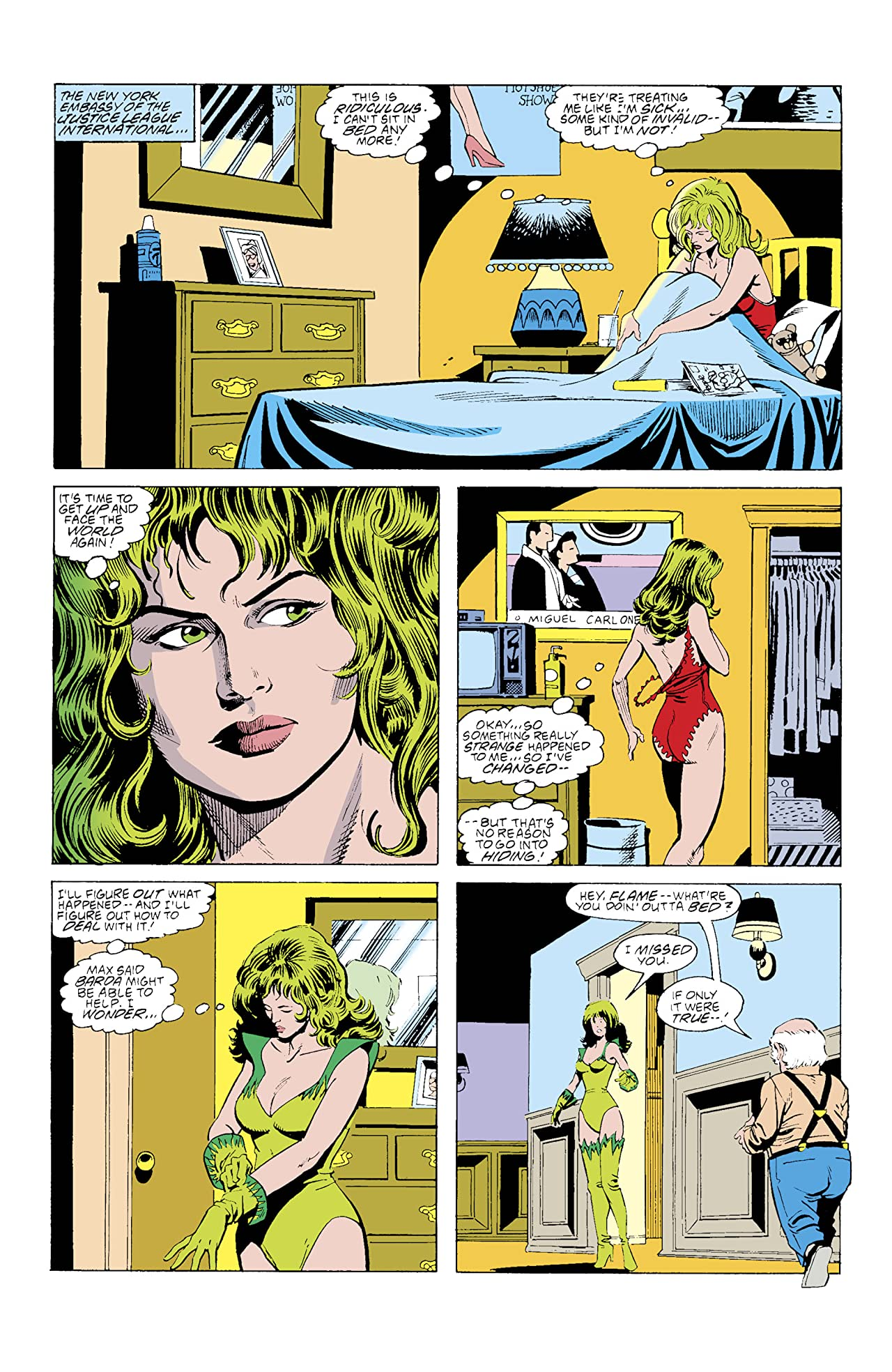 Justice League America (1987-1996) #28