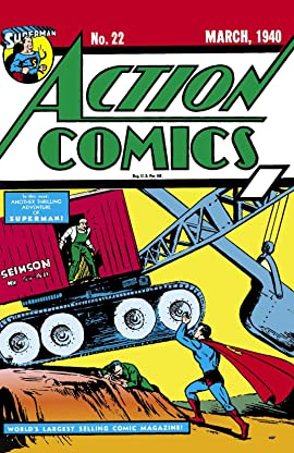 Action Comics (1938-2011) No.22