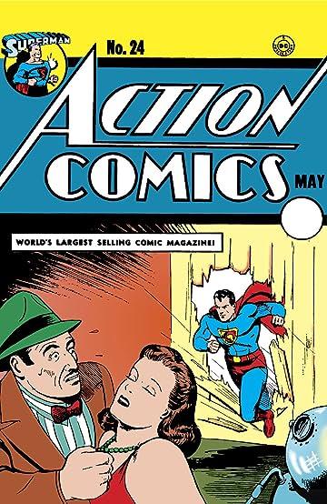 Action Comics (1938-2011) #24