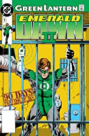 Green Lantern: Emerald Dawn II (1991) #1