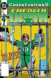 Green Lantern: Emerald Dawn II (1991) #1
