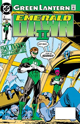 Green Lantern: Emerald Dawn II (1991) #2