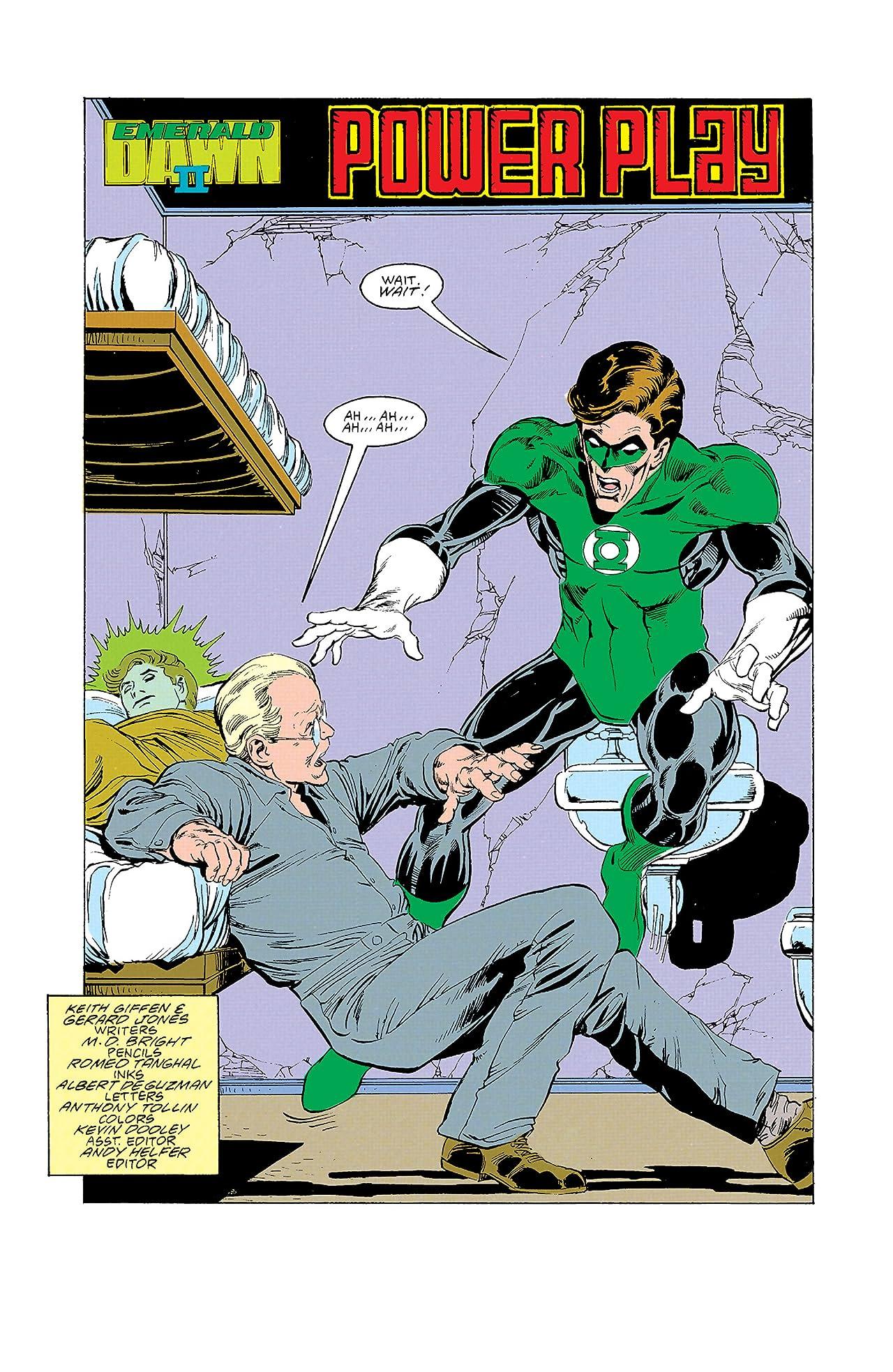 Green Lantern: Emerald Dawn II (1991) #3