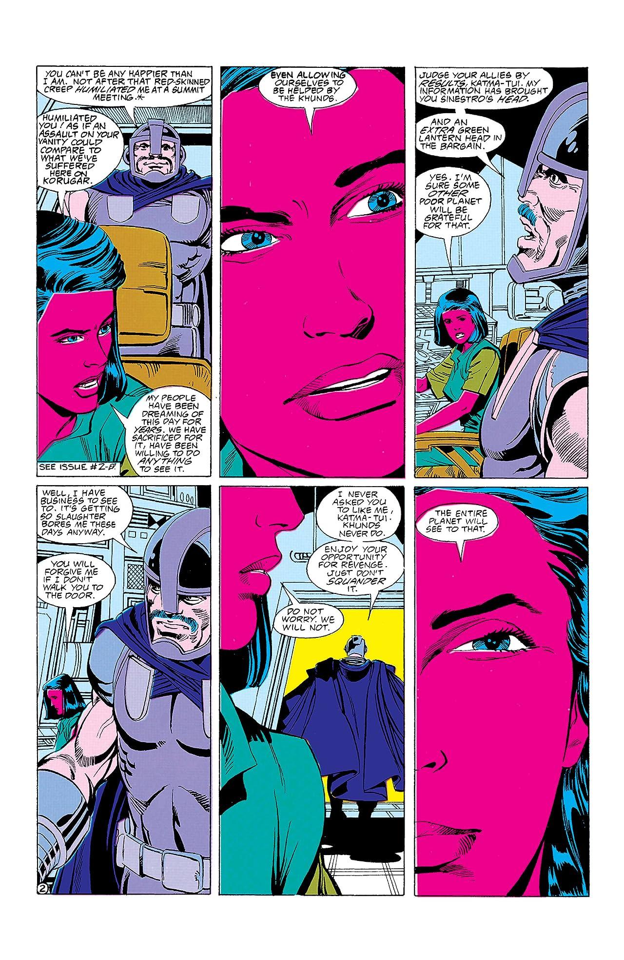 Green Lantern: Emerald Dawn II (1991) #4