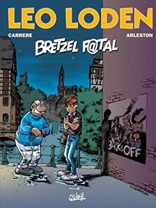 Léo Loden Tome 13: Bretzel Fatal