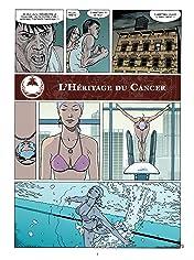 Zodiaque Vol. 4: L'Héritage du Cancer