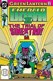 Green Lantern: Emerald Dawn II (1991) #6