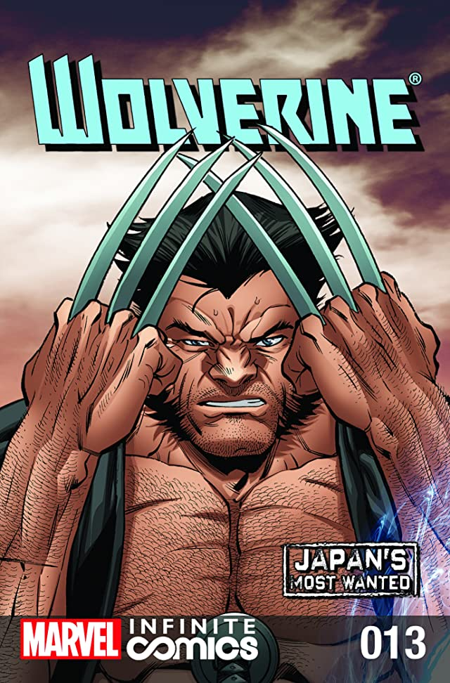 Wolverine: Japan's Most Wanted Infinite Comic #13