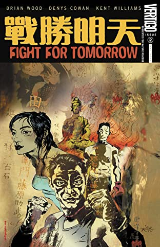 Fight For Tomorrow (2002-2003) #2