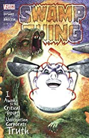 Swamp Thing (2004-2006) #18