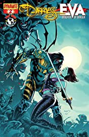 The Darkness vs. Eva: Daughter of Dracula Vol. 1 #2 (of 4)