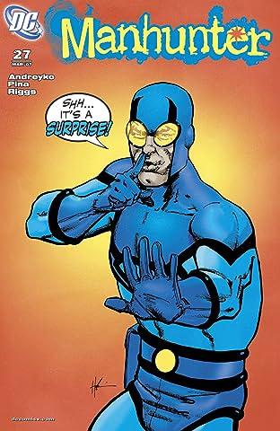 Manhunter (2004-2009) #27