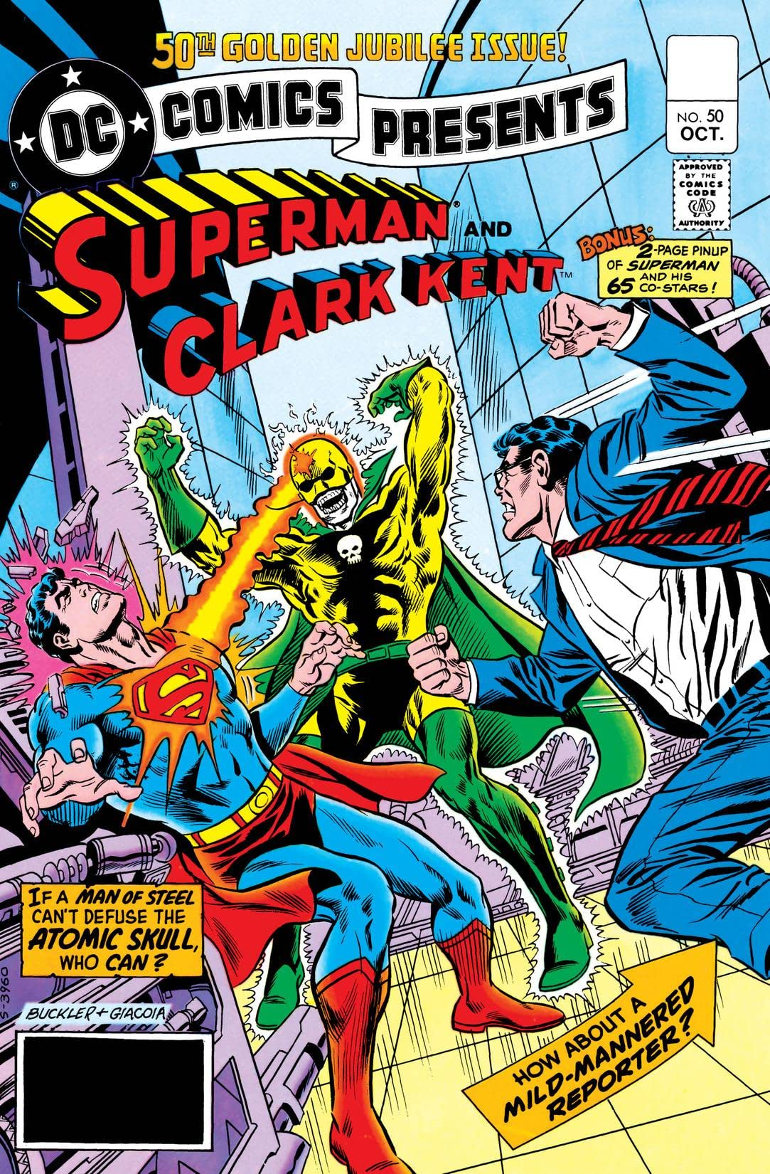 DC Comics Presents (1978-1986) #50