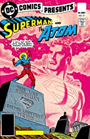 DC Comics Presents (1978-1986) #51