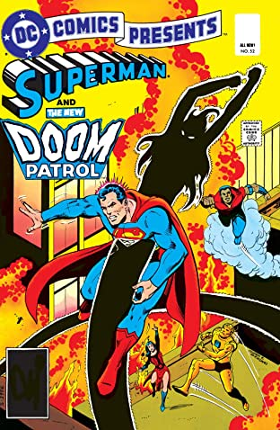 DC Comics Presents (1978-1986) #52