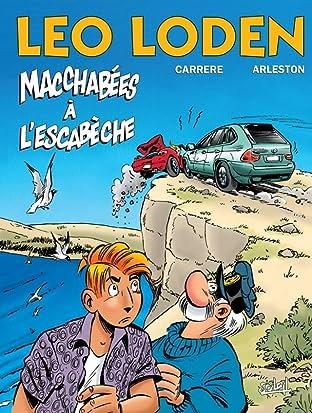 Léo Loden Tome 15: Macchabées à l'Escabèche