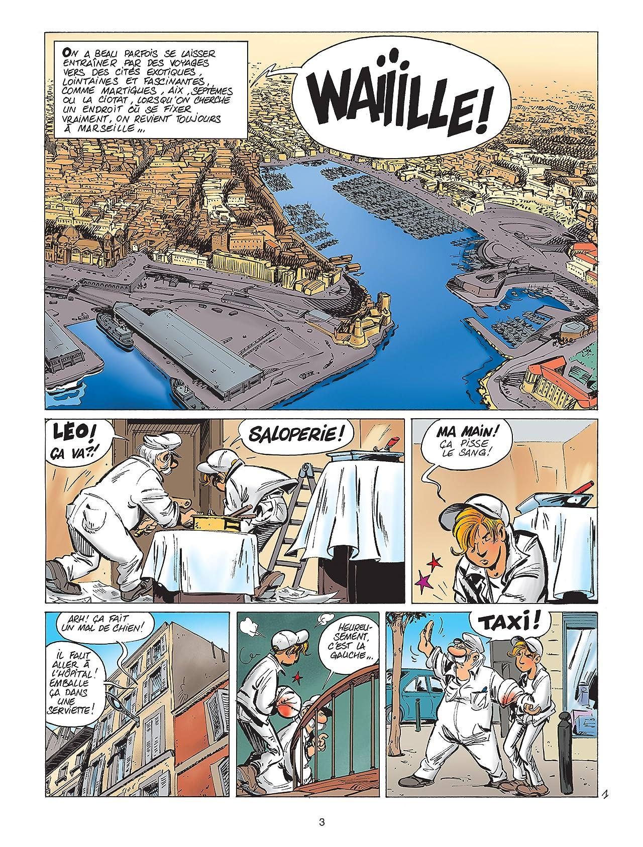 Léo Loden Vol. 15: Macchabées à l'Escabèche