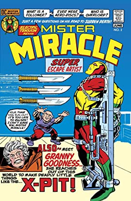 Mister Miracle (1971-1978) #2