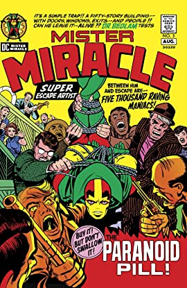 Mister Miracle (1971-1978) #3