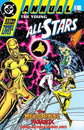 Young All-Stars Annual (1988) #1