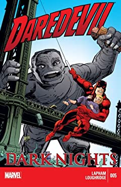 Daredevil: Dark Nights #5 (of 8)