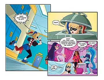 DC Super Hero Girls: Past Times at Super Hero High (2016-) #10