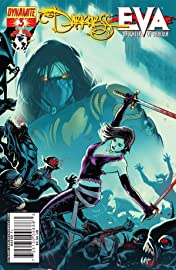 The Darkness vs. Eva: Daughter of Dracula Vol. 1 #3 (of 4)
