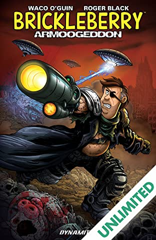 Brickleberry Vol. 1: Armoogedden