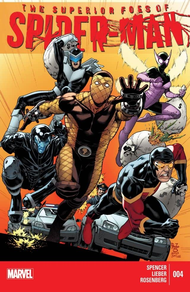 The Superior Foes of Spider-Man #4