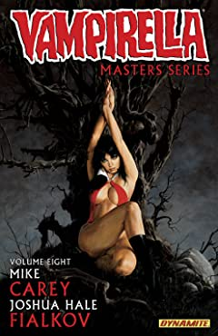 Vampirella Masters Series Vol. 8: Mike Carey with Joshua Hale Fialkov