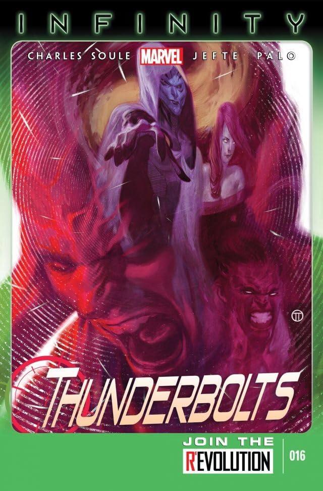 Thunderbolts (2012-) #16