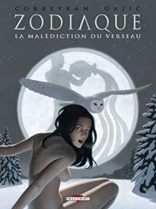 Zodiaque Vol. 11: La Malédiction du Verseau