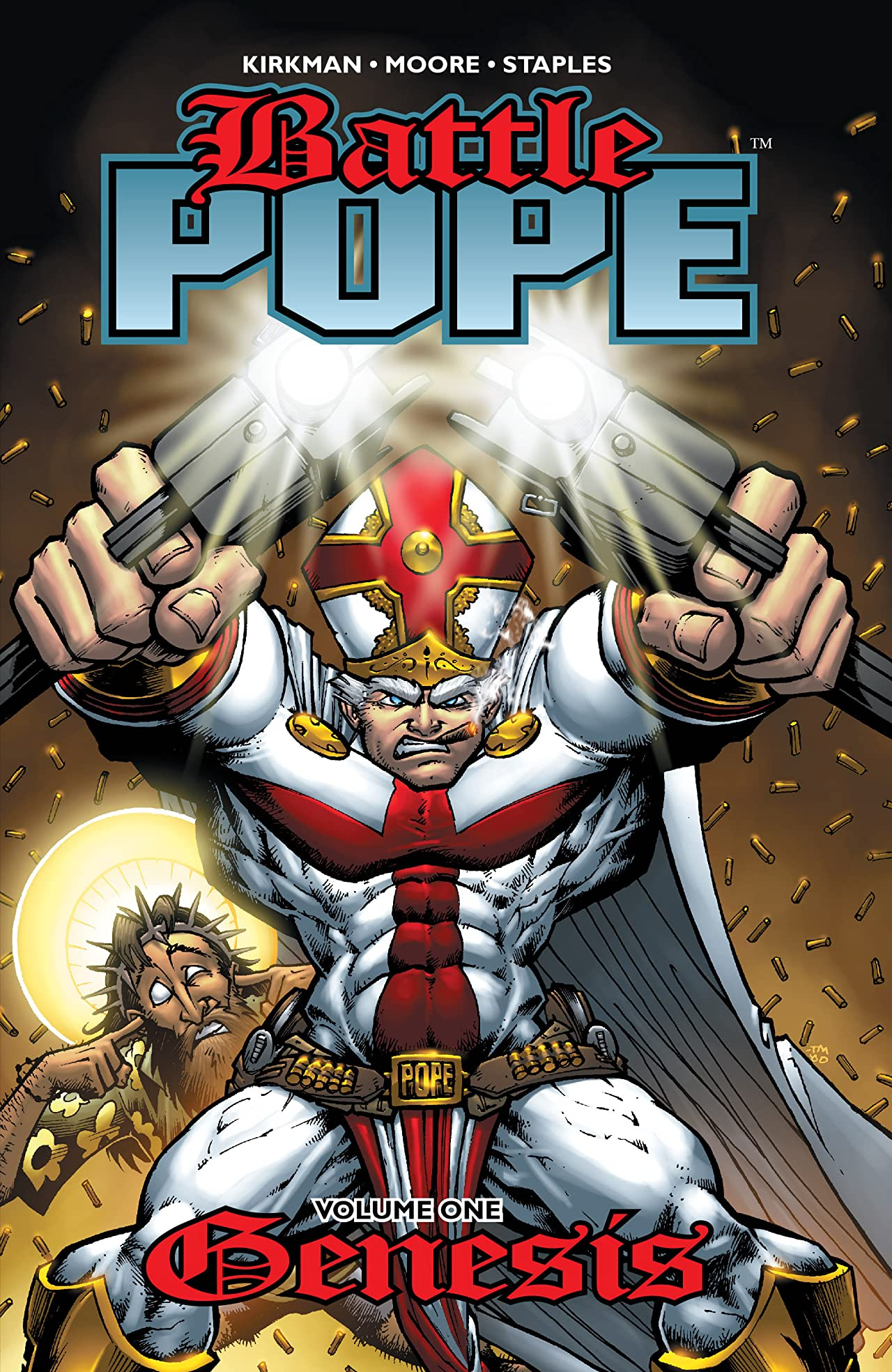 Battle Pope Vol. 1: Genesis