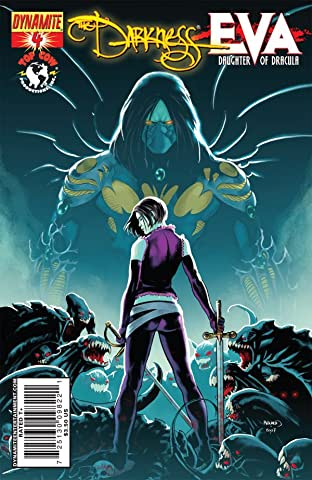 The Darkness vs. Eva: Daughter of Dracula Vol. 1 #4 (of 4)