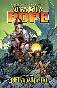 Battle Pope Vol. 2: Mayhem