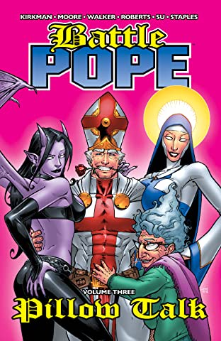 Battle Pope Tome 3: Pillow Talk