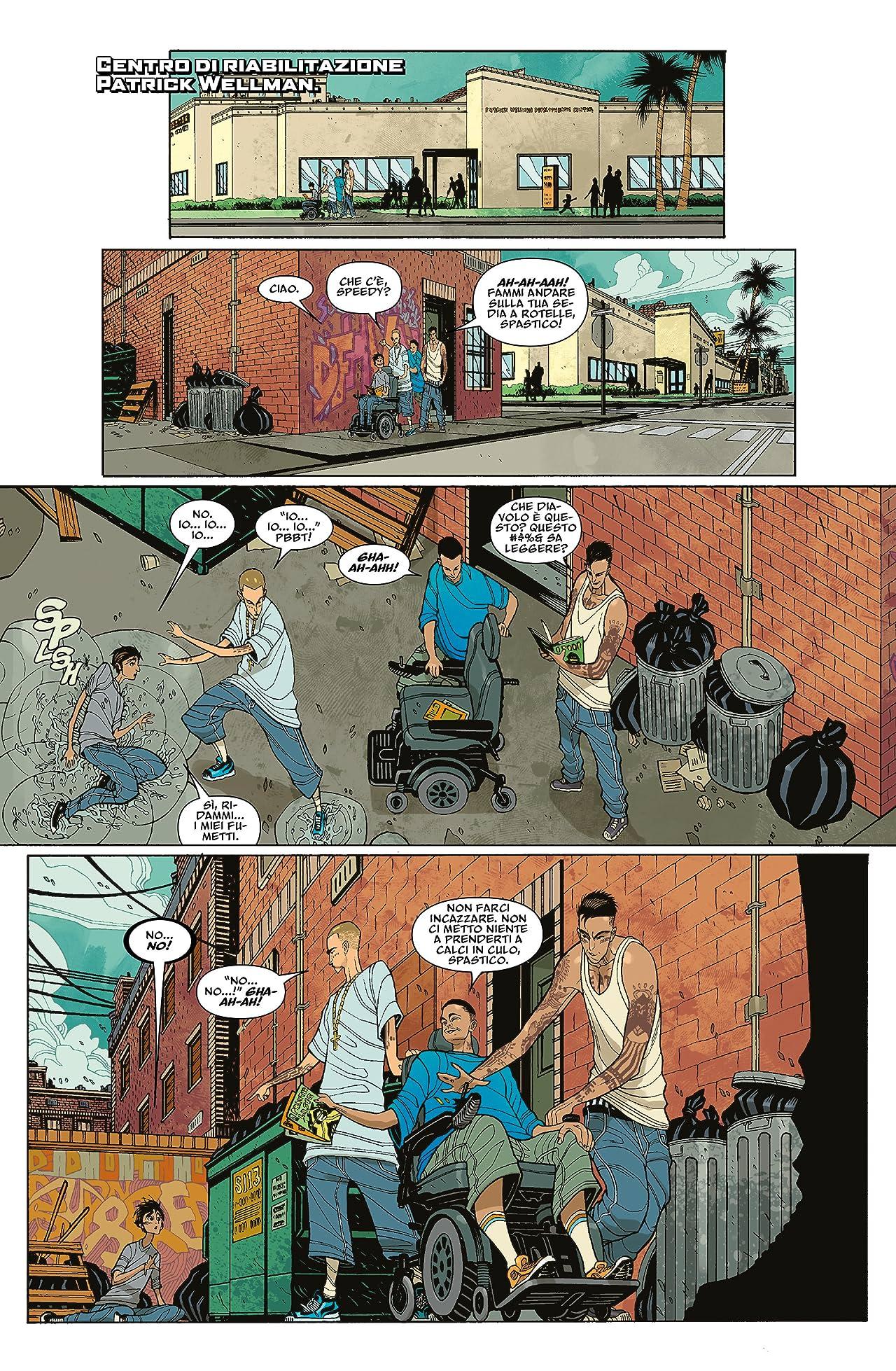 Il Nuovissimo Ghost Rider: Veicoli Di Vendetta