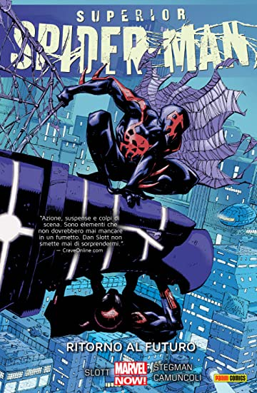 Superior Spider-Man Vol. 4: Ritorno Al Futuro