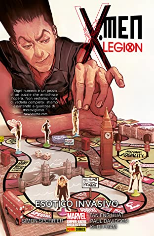 X-Men: Legion Vol. 2: Esotico Invasivo