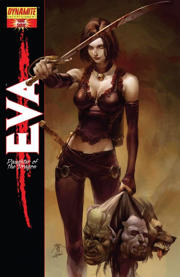 Eva: Daughter of the Dragon: One-Shot